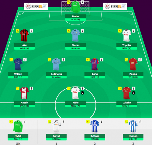 fantasy premierleague com my team